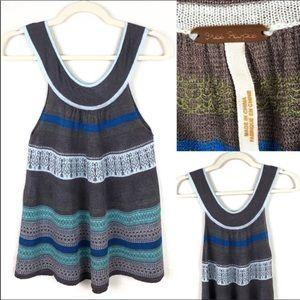 Free People tank. Light sweater fabric 100% linen.
